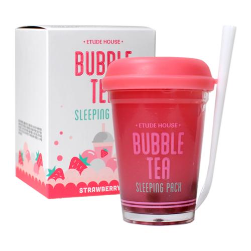 קוסמטיקה קוריאנית: ג'ל בועות תה ללילה של אטודהאוס