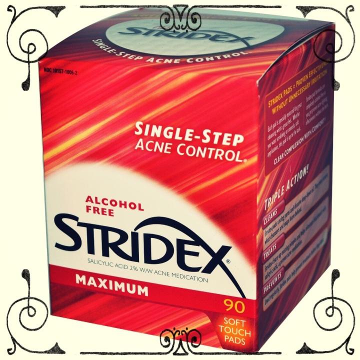 חוות דעת על פדים 2% חומצה סליצילית לטיפול באקנה שלסטרידקס