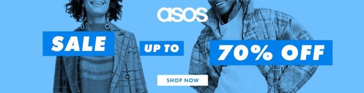 FINAL SALE: עד 70% הנחה באסוס | Asos Final Sale Up To 70%Off