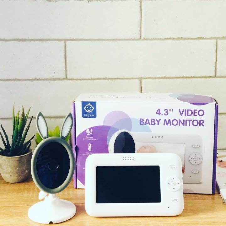 """המלצות מאמזון לבייבי: מוניטור אינטרקום מצלמה לתינוק – ללא חיבור לאינטרנט ב-200 ש""""חבלבד!"""