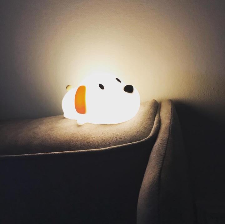 אלי אקספרס: מנורת לילה אלחוטית בעיצוביםמדליקים