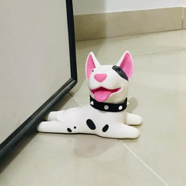 אלי אקספרס: מעצור לדלת ממש מדליק בצורת כלב:)