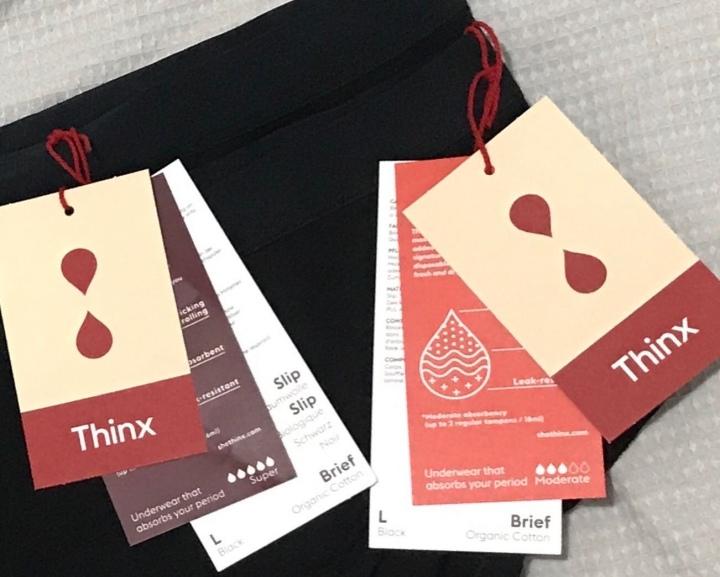 להיות עם ולהרגיש בלי: ניסיתי את תחתוני הוסת של Thinx והופתעתי! (ויש גם קוד להנחהבפנים)
